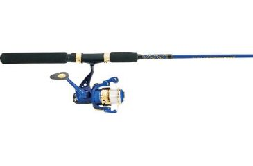 Master Rod Roddy Lite 2Pc 6ft.6in. Blue Combo 047401