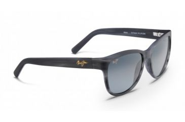 Maui Jim Ailana - Universal Fit Sunglasses, Neutral Grey, Matte Smoke Grey GS273N-11M