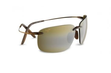 Maui Jim H526 26 Olowalu Rootbeer And Copper Frame Hcl Bronze Lens Sunglasses