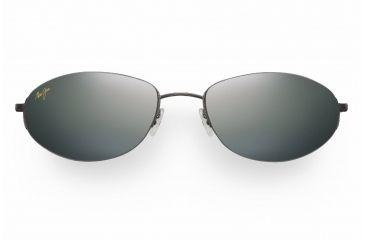 Maui Jim Runabout Sunglasses - Gunmetal Frame, Neutral Grey Lenses - 509-02