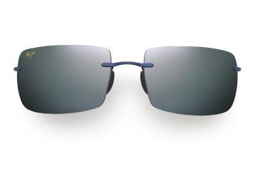Maui Jim Thousand Peaks Sunglasses - Blue Frame, Neutral Grey Lenses - 517-03
