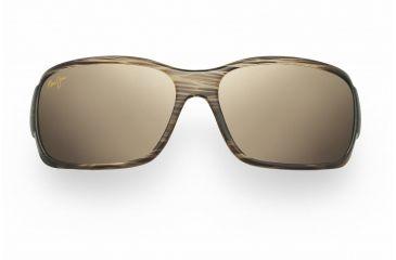 Maui Jim Hamoa Beach Sunglasses - Rootbeer Frame, HCL Bronze Lenses - H226-15