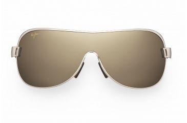 Maui Jim Maka Sunglasses - Gold Frame, HCL Bronze Lenses - H513-16