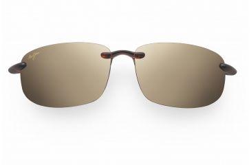 Maui Jim Ho'okipa Reader Sunglasses - Tortoise Frame, HCL Bronze Lenses