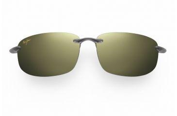 Maui Jim Ho'okipa Reader Sunglasses - Smoke Grey Frame, Maui HT Lenses