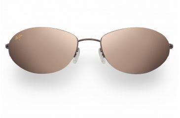 Maui Jim Runabout Sunglasses - Metallic Gloss Copper Frame, Maui Rose Lenses - R509-23