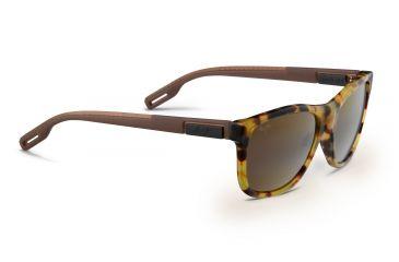 6602a91ab834 Maui Jim Howzit Sunglasses, Tokyo Tortoise Frame, HCL Bronze Lens,  Polarized, H734
