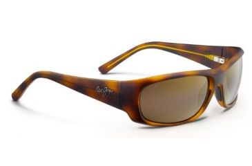 86b24489aa Maui Jim Ikaika Sunglasses - Matte Tortoise Frame and HCL Bronze Lens  H281-10M