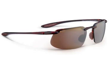 Maui Jim Kanaha Sunglasses - Tortoise Frame,Polarized HCL Bronze Lens H409N-10