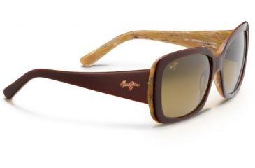 026489bb03 Maui Jim Lani Sunglasses - Ruby w Sandstone Frame and HCL Bronze Polarized  Lens -