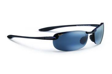 8d5bdf6ffc0 Maui Jim Makaha Sunglasses w  Gloss Black Frame and Neutral Grey Lenses -  405-