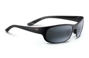 251769384ea7 Maui Jim Twin Falls Sunglasses - Gloss Black Fade Frame