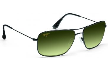 Maui Jim Wiki Wiki Sunglasses w/ Gloss Black Frame and Maui HT Lenses - HTS246-02