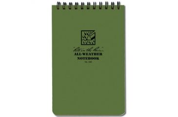 Maxpedition Pocket Notebook (4in x 6in) (OD Green) RR-946
