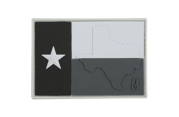 Maxpedition Texas Flag Patch, SWAT, 3in x 2.1in TEXFS