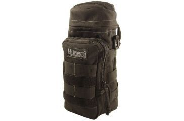 """Maxpedition 10"""" X 4"""" Water Bottle Holder Pouch - Black 0325B"""