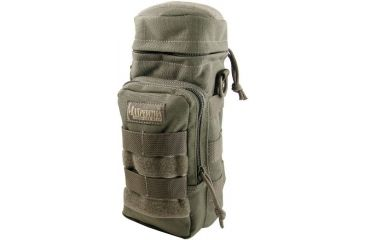 """Maxpedition 10"""" X 4"""" Water Bottle Holder Pouch - Foliage Green 0325F"""