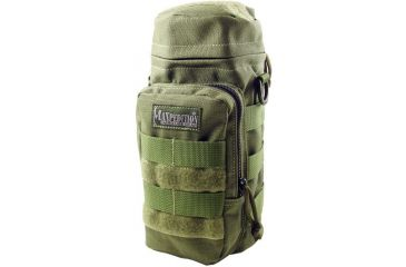 "Maxpedition 10"" X 4"" Water Bottle Holder Pouch - OD Green 0325G"