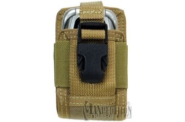 Maxpedition 3.5 Clip-On Phone Holster - Khaki 0107K