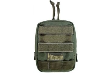 "Maxpedition 4.5"" X 6"" Padded Pouch - Foliage green 0248F"