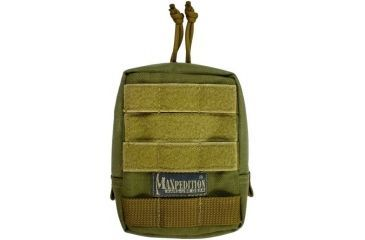 "Maxpedition 4.5"" X 6"" Padded Pouch - Khaki 0248K"