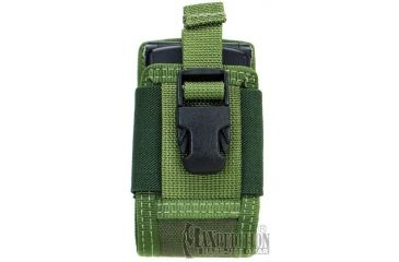 Maxpedition 4 Clip-On Phone Holster - OD Green 0108G