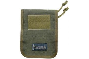 "Maxpedition 4"" X 6"" Notebook Cover - Khaki 3303K"