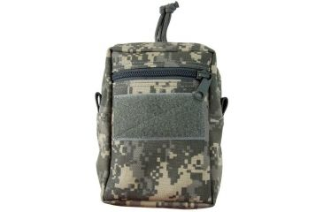 Maxpedition 7X5X2 Vertical GP Pouch - Low Profile - Digital Foliage Camo 0242DFC