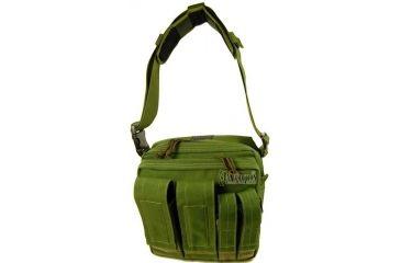 Maxpedition Active Shooter Bag - Mag Front - OD Green 9833G