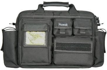 Maxpedition Aggressor Tactical Attache - Black 0612B