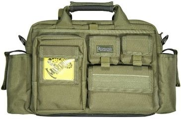 Maxpedition Aggressor Tactical Attache - OD Green 0612G