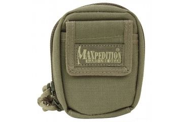 Maxpedition Barnacle Compact Utility Pouch - Foliage green 2301F
