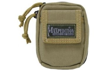 Maxpedition Barnacle Compact Utility Pouch - Khaki 2301K