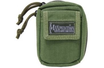 Maxpedition Barnacle Compact Utility Pouch - OD Green 2301G