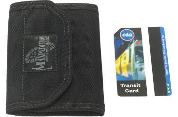 Maxpedition C.M.C. Wallet, Black 0253B
