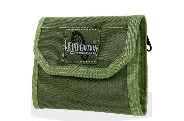 Maxpedition 0253G C.M.C. Wallet, OD Green