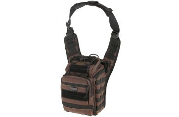 Maxpedition Colossus Versipack Bag - Dark Brown 0424BR