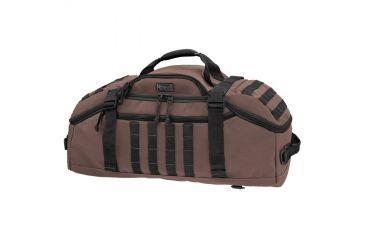 Maxpedition DoppelDuffel Adventure Bag,Dark Brown 0608BR