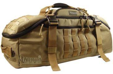 Maxpedition DoppelDuffel Bag - Khaki 0608K