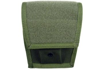 Maxpedition Double Handcuff Pouch - OD Green 1712G
