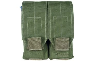 Maxpedition Double Stacked M4/M16 30rnd Pouch - OD Green 1438G