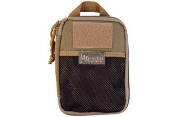Maxpedition E.D.C. Pocket Organizer - Khaki 0246K