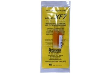 Maxpedition Extreme Waterproof Weapon Lube - Hard-Case Rifle Pack (2 individual 4.5 c.c. lip balm) XF7-1503