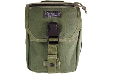 Maxpedition F.I.G.H.T. Medical Pouch - OD Green 9819G