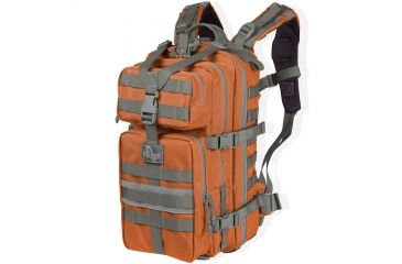 Maxpedition Falcon-II Backpack 0513 - Orange - Foliage 0513OF