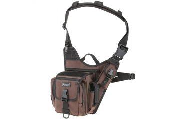 Maxpedition FatBoy Versipack Bag,Dark Brown 0403BR