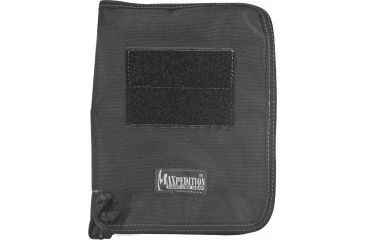 Maxpedition Field Binder Cover - Black 3305B