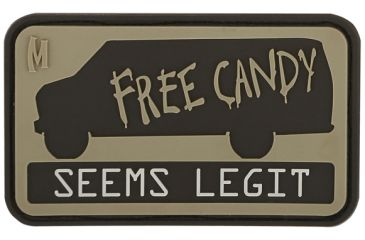 Maxpedition Free Candy Patch, Arid FRCYA