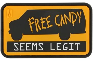 Maxpedition Free Candy Patch, Full Color FRCYC