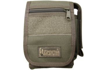 Maxpedition H-1 Waistpack Tactical Pouch - Foliage Green 0316F